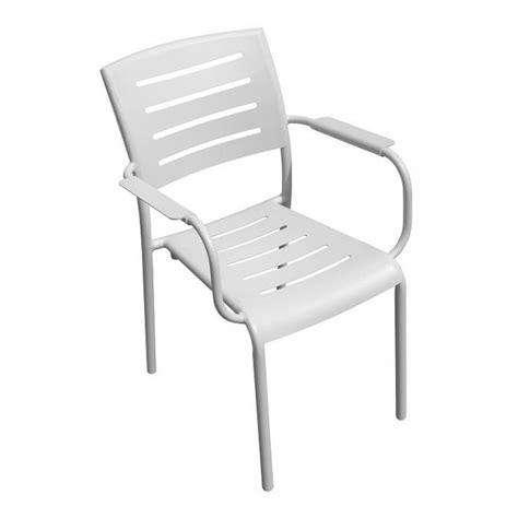 Sedie Per Giardino In Alluminio by Sedia Da Giardino Alluminio Bianco Cecina San Marco
