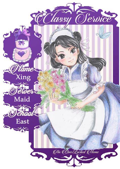 Maid Meme - ol clash xia in maid meme by rhasri on deviantart