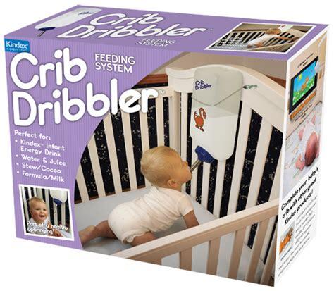 Baby Crib Dribbler Crib Dribbler