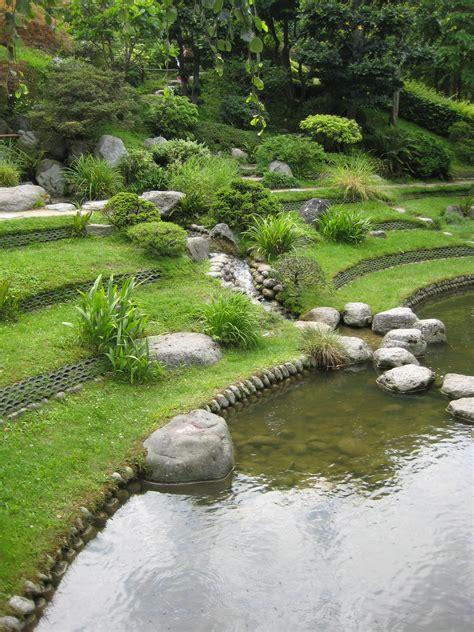 patio japonais amenagement jardin moderne obasinc
