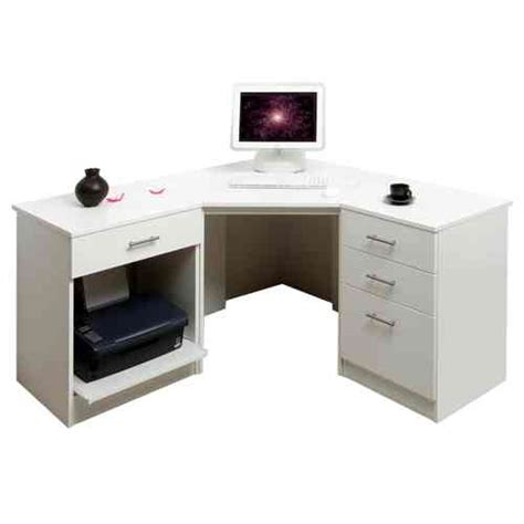 Corner White Desk White Corner Desk Uk Decor Ideasdecor Ideas