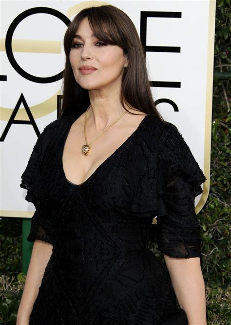 monica bellucci awards monica bellucci at golden globes awards monica bellucci