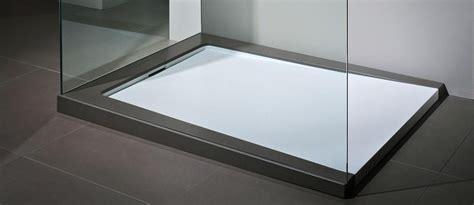 piatti doccia materiali come scegliere il piatto doccia tutte le tipologie e i