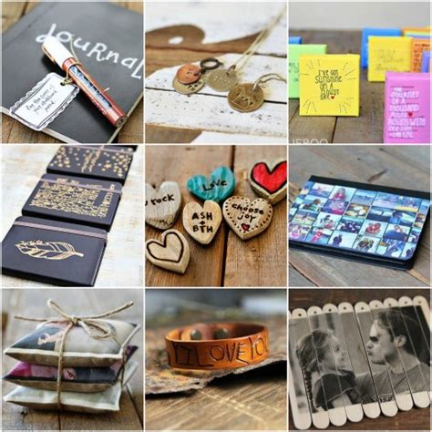 Handmade Diy Gifts - diy handmade valentines day gift ideas unique