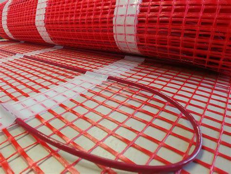 Underfloor Heat Mat by Underfloor Heating Mat 160w Mat