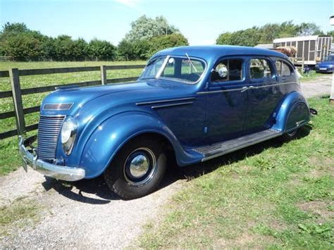 1937 Chrysler Airflow by For Sale 1937 Chrysler Airflow Classic Cars Hq