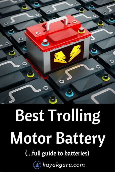 best marine batteries for trolling motors best trolling motor battery box review for small boats