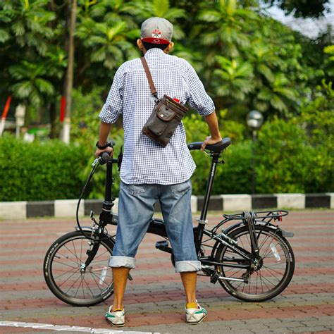Tas Sepeda Dahon cycling bags tas sepeda