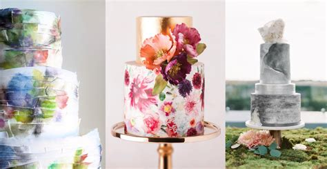 water color cake 26 watercolor wedding cakes that will take your breath