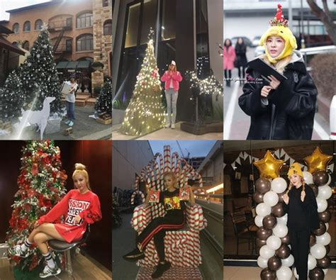 kpop theme christmas party 10 things k pop idols with christmas holiday spirit 2016