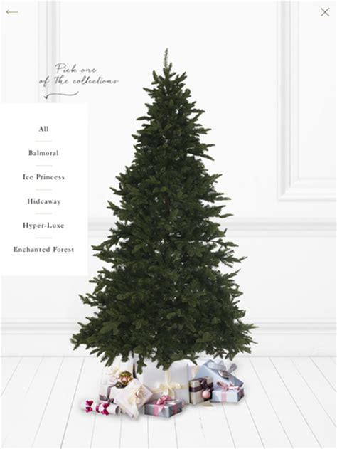 harrods creates game to decorate christmas trees luxury