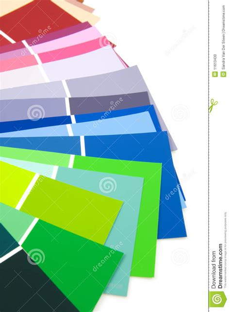 color sles for painting stock photo image 11613430