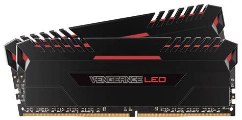 vengeance ram vengeance 174 led 16gb 2 x 8gb ddr4 dram 3000mhz c15 memory
