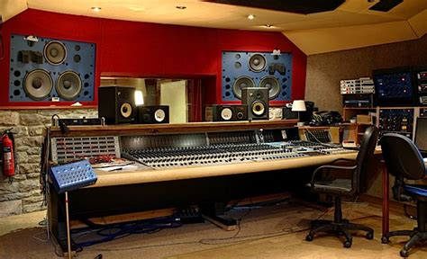 music house studios rockfield studios possibly the most historic music recording studio in the uk