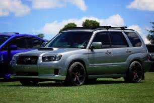 2007 subaru forester type gavin kosko s 2007 subaru forester on wheelwell