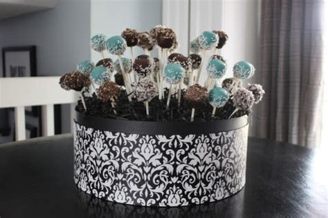 cake pop ideas for bridal shower christie s cakes bridal shower cake pop bouquet