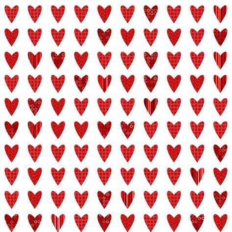 love heart pattern free illustration heart pattern seamless love free