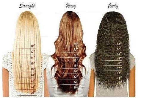 hair length chart brazilian virgin hair extensions by beweave it hair