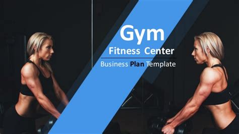 Fitness Center Gym Business Plan Fitness Center Business Plan Template