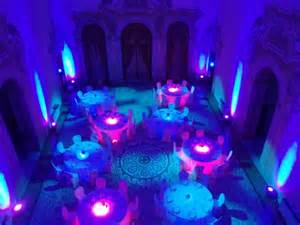 Wedding Drapes Hire Luminous Objects To Set Up Event And Wedding