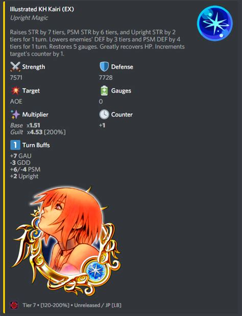 discord game bot khux i made a khux bot for discord kingdomhearts