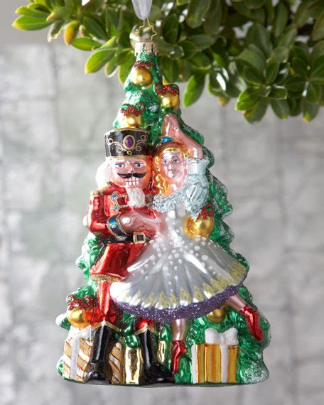 christopher radko quot nutcracker ballet quot christmas ornament