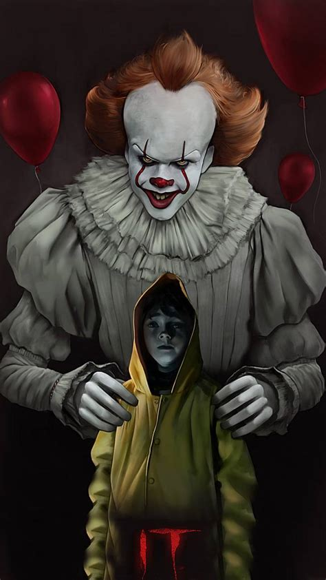 Pennywise The Clown Wallpaper