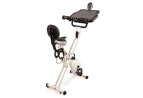 exercise bike with laptop laptop workout desk and exercise bike sharper image