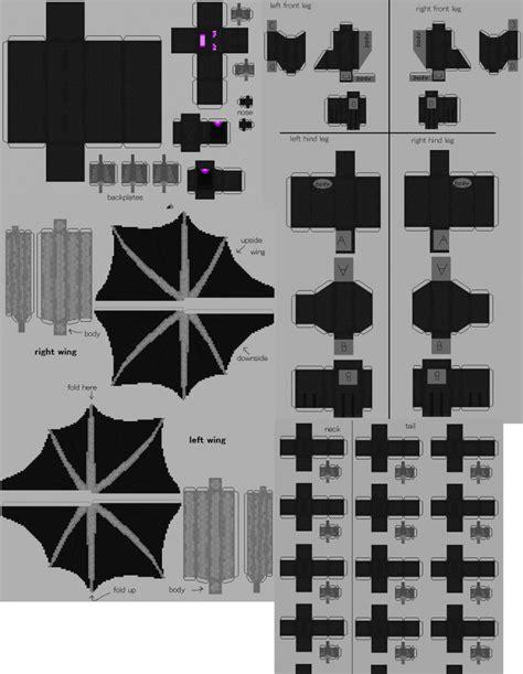 Minecraft Papercraft Ender - minecraft papercraft ender premier scrapbook