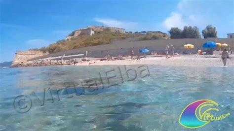 le ghiaie portoferraio spiaggia le ghiaie 400 m portoferraio isola d elba