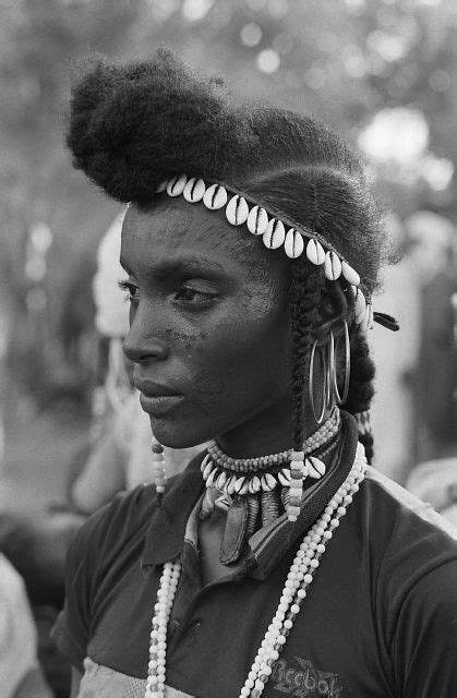 """beautiesofafrique: """" Wodaabe people    Chad, Central"""
