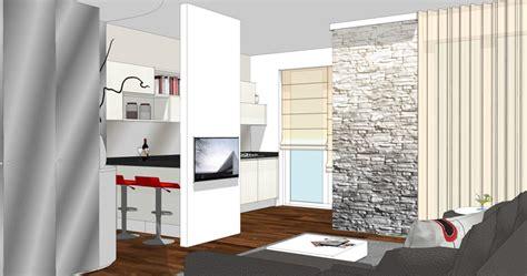 Idee Per Dividere Sala E Cucina by Soggiorno E Cucina Le Migliori Idee Di Design Per La