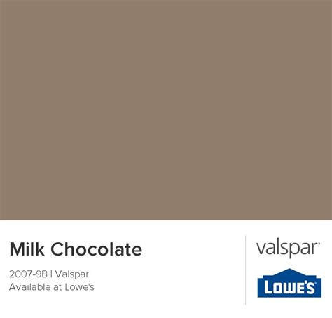 milk chocolate from valspar paint colors search on and valspar
