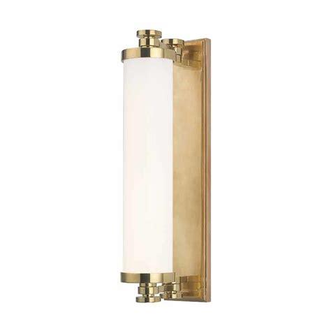 Bathroom Vanity Light Bars Hudson Valley 8 Light Bathroom Vanity Light Bar Aged Brass 9708 Agb J Keats