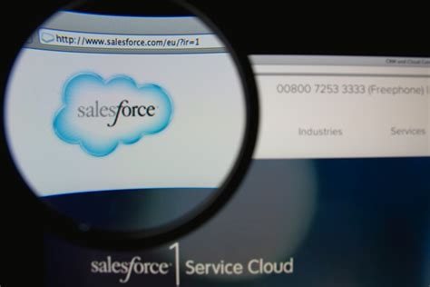 Scan Business Cards Into Salesforce