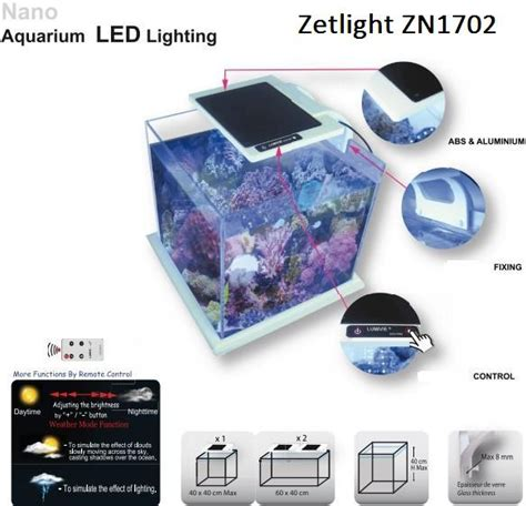 zetlight led nano led zn1702 oprema gallery elegancereef