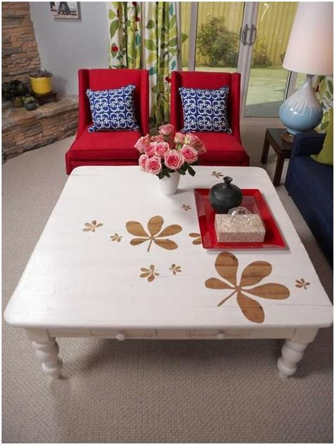 Painting Coffee Table Ideas 5 Spectacular Coffee Table Painting Ideas That You D Like To Try