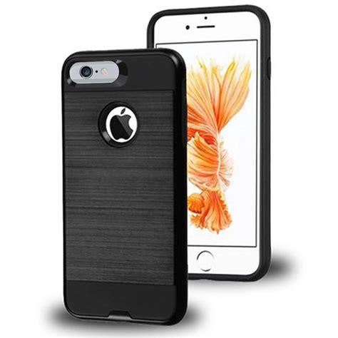 Apple Iphone 6 6s Plus 5 5 Tough Hybrid Armor Ful Baru apple iphone 6 6s plus hybrid brushed shockproof tough