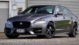 Jaguar Owned By Ford Jaguar Xf 25t R Sport Drives Ahead Courtesy Of Ford