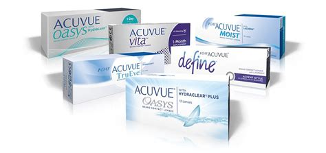 Comfort Brand Acuvue 174 Brand Contact Lenses