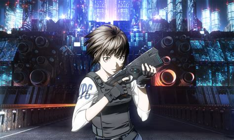 psycho pass psycho pass the funimation