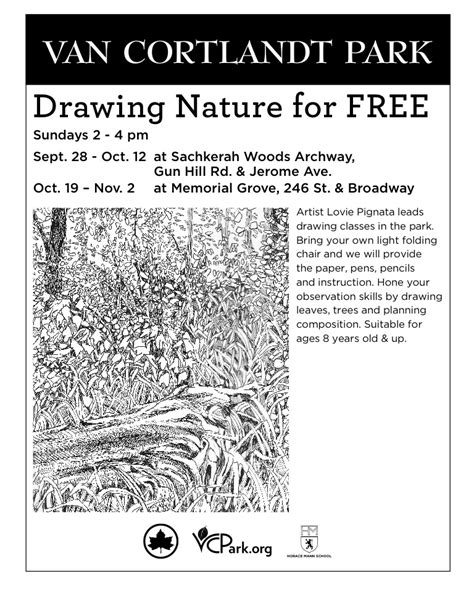 free doodle classes welcome2thebronx free drawing classes at cortlandt park