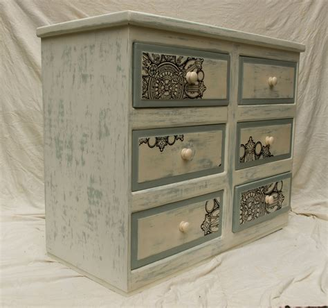 shabby chic chest of drawers no 01 touch the wood