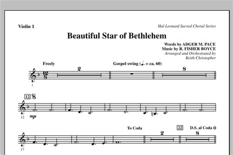 The Beautiful String Book Pdf - beautiful of bethlehem violin 1 sheet direct