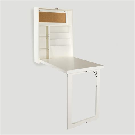Convertible Desk by White Alden Foldout Convertible Desk World Market