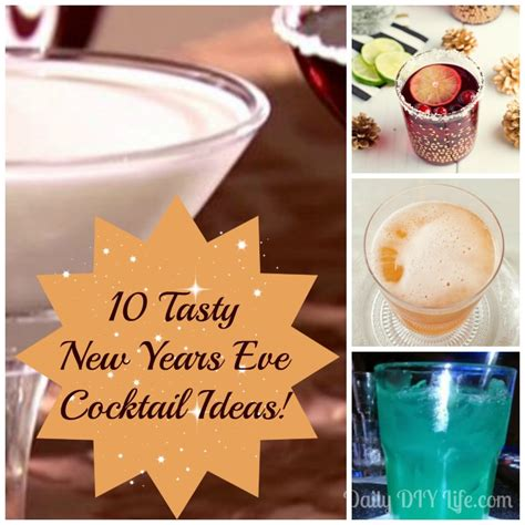 new years cocktail ideas 10 fabulous tasty new years cocktail ideas