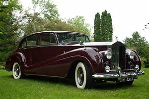 Rolls Royce Silver Wraith 1956 Rolls Royce Silver Wraith For Sale Toronto Ontario
