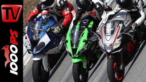 Supersport Motorrad Bmw S 1000 Rr Video by Video Aprilia Rsv4 Rr Vs Kawasaki Zx 10r Vs Bmw S 1000 Rr