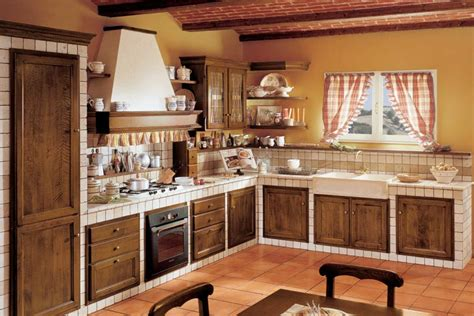 come arredare una cucina classica come arredare una cucina classica