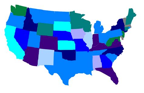 united states registry united states clip map clipart panda free clipart images